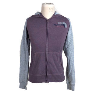 The North Face Full Zip Hooded Athletic Jacket S